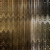Art abstract colorful zigzag geometric pattern background in bla — Stock Photo