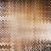 Art abstract colorful zigzag geometric pattern background in bei — Stock Photo