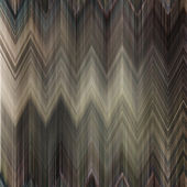 Art abstract colorful zigzag geometric vertical seamless pattern — Stockfoto