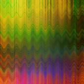 Art abstract colorful zigzag geometric pattern background in rai — Stock Photo