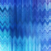 Art abstract colorful zigzag geometric pattern background in blu — Stock Photo