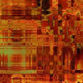 Art abstract colorful graphic background in red, brown, orange, — Stock Photo