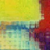 Art abstract colorful graphic background in rainbow colors — Stock Photo