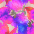 Art vintage blur acrylic floral seamless pattern with fuchsia an — Стоковое фото #73996013