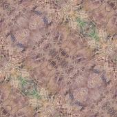 Nouveau del arte ornamental vintage patrón, S.4, colores acuarela — Foto de Stock