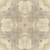 Art nouveau ornamental vintage  pattern, S.12, monochrome waterc — Stock Photo