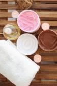 Spa cosmetic — Stock Photo