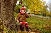 Hösten är höra — Stockfoto