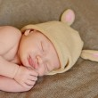 Sleeping newborn   — Stock Photo #56366011