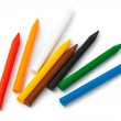 Colored vax pencils — Stock Photo #51951143