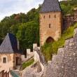 Castle Karlstejn in Czech Republic — Stock Photo #51951163