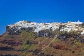 Santorini View - Greece — Stock Photo