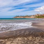 Beach in Tenerife island - Canary — Stock Photo #52641459