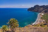 Beautiful beach in La Gomera island - Canary — 图库照片