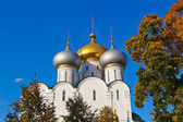 Novodevichiy convent in Moscow Russia — Stock Photo