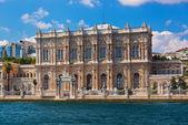 Dolmabahçe sarayı'nda istanbul türkiye — Stok fotoğraf