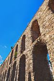 Aqueduct at Istanbul Turkey — Stock Photo