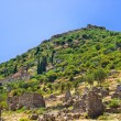 Ruins of old town in Mystras, Greece — Stock Photo #53873699