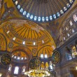 Hagia Sophia interior at Istanbul Turkey — Stock Photo #54261113