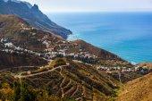 Village Taganana in Tenerife island - Canary — Stock Photo