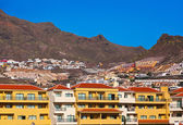 Las Americas in Tenerife island - Canary — Stock Photo