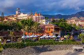 Beach Las Americas in Tenerife island - Canary — Stock Photo