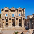 Ancient Celsius Library in Ephesus Turkey — Stock Photo #57966735