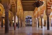 Great Mosque Mezquita interior in Cordoba Spain — Stock Photo