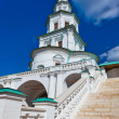Tower in New Jerusalem monastery - Istra Russia — Stock Photo #58845147