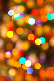 Abstract blurred holiday background — Stock Photo