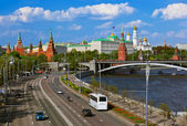 Kremlin - Moscow Russia — Stock Photo
