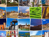 Spain travel images (my photos) — Stock Photo