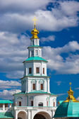 Tower in New Jerusalem monastery - Istra Russia — Stock Photo