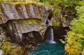 Waterfall near Geiranger fjord - Norway — ストック写真