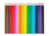 Crayons multicolores — Photo