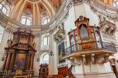 Cathedral at Salzburg Austria — Stock Photo