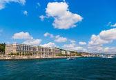 Palác v istanbul turecko — Stock fotografie