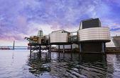 Oil Industry Museum in Stavanger - Norway — Stock Photo