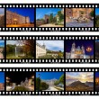 Frames of film - Spain travel images (my photos) — Stock Photo #71555207
