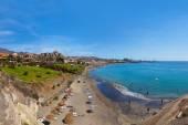 Beach in Tenerife island - Canary — Stock Photo