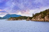 Fjord Lysefjord - Norway — Stock Photo