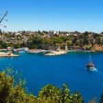 Old town Kaleici in Antalya Turkey — Stock Photo #75691493