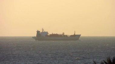 Tanker ship — Stock Video