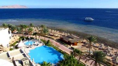 Sea in Sharm el-Sheikh — Stock Video