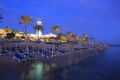Night in Sharm el-Sheikh — Stock Photo