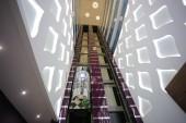 Elevators in the lobby — Stock Photo