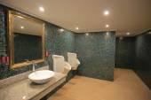 Public men's toilet — Stock Photo