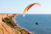 Paragliding — Stock fotografie