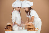 Bakers — Stock Photo