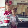 ������, ������: Kids at the kitchen